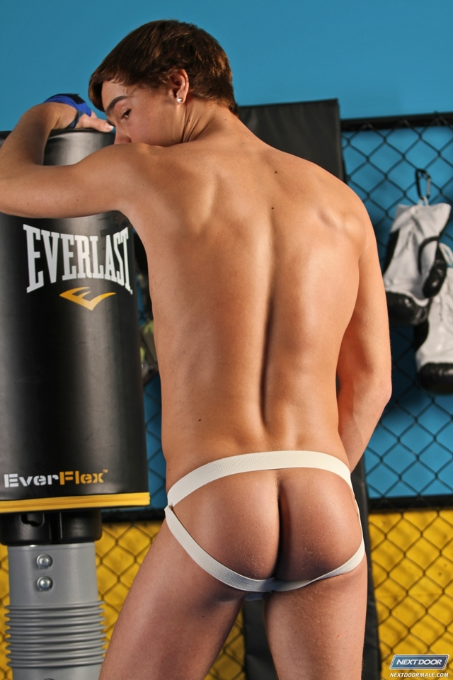 Smooth-young-gay-stud-Jake-Owen-jerks-out-full-cum-load-Next-Door-Male-04-photo