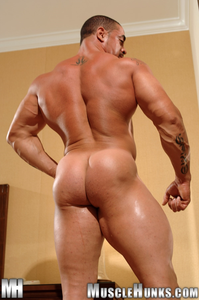 Men muscle porn