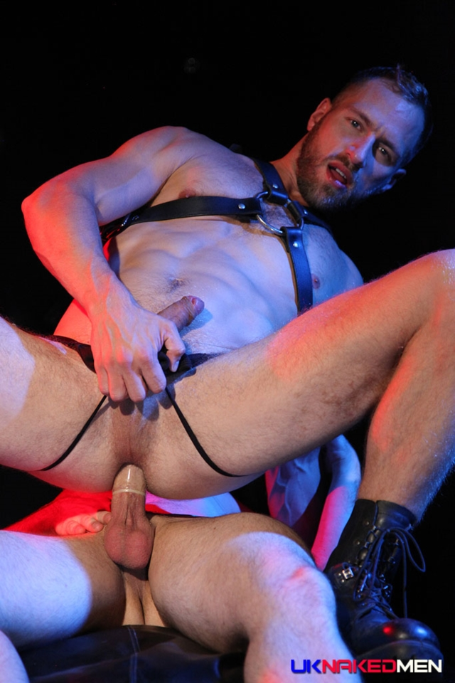 hot naked buff studs