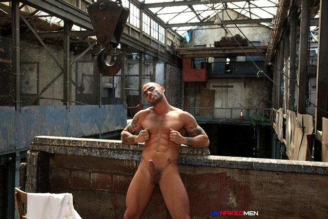 uk naked men  Adrian Toledo