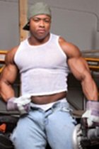 Black-naked-Ron-Hamilton-thumb-001-Ripped-Muscle-Bodybuilder-Strips-Naked-and-Strokes-His-Big-Hard-Cock-for-at-Muscle-Hunks-photo