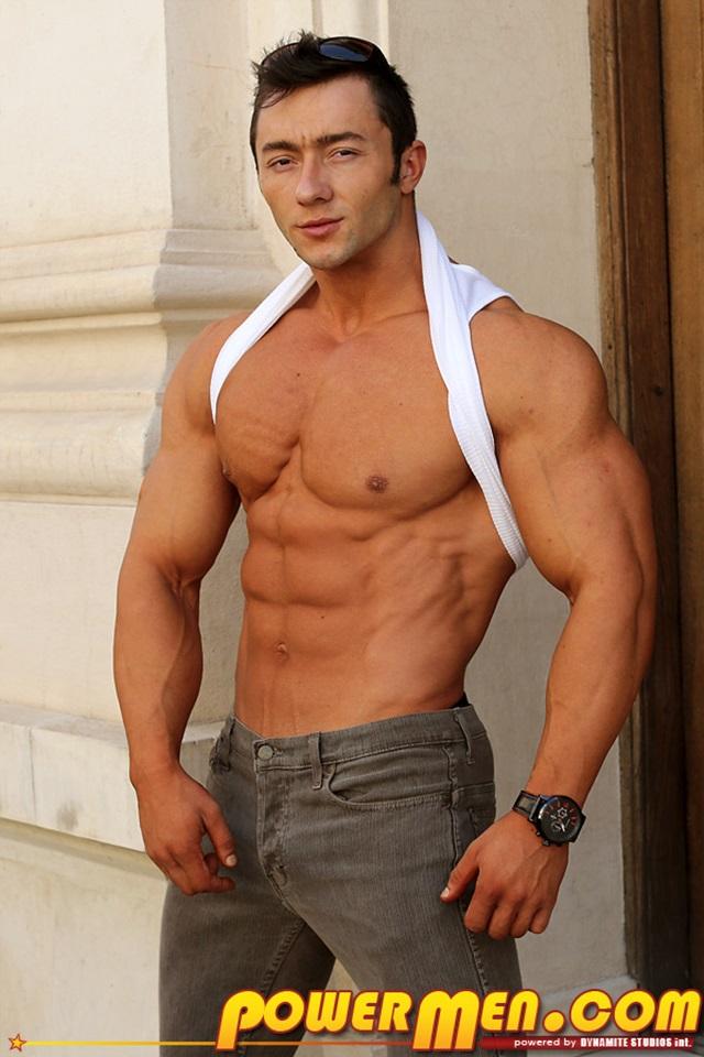 Chris Bortone | Gay Porn Star Pics | Nude Natural Muscle