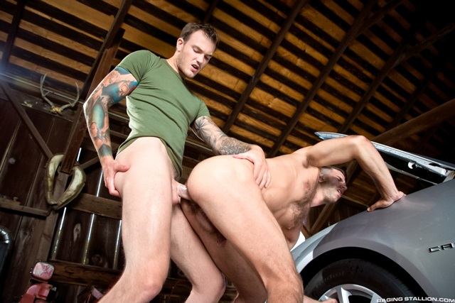 Christian Wilde and Jimmy Fanz Raging Stallion gay porn stars gay streaming porn movies gay video on demand gay vod premium gay sites 007 gallery video photo - Christian Wilde and Jimmy Fanz