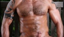 Click to visit external site: muscle men 2 legend men    Drake Renfro photo