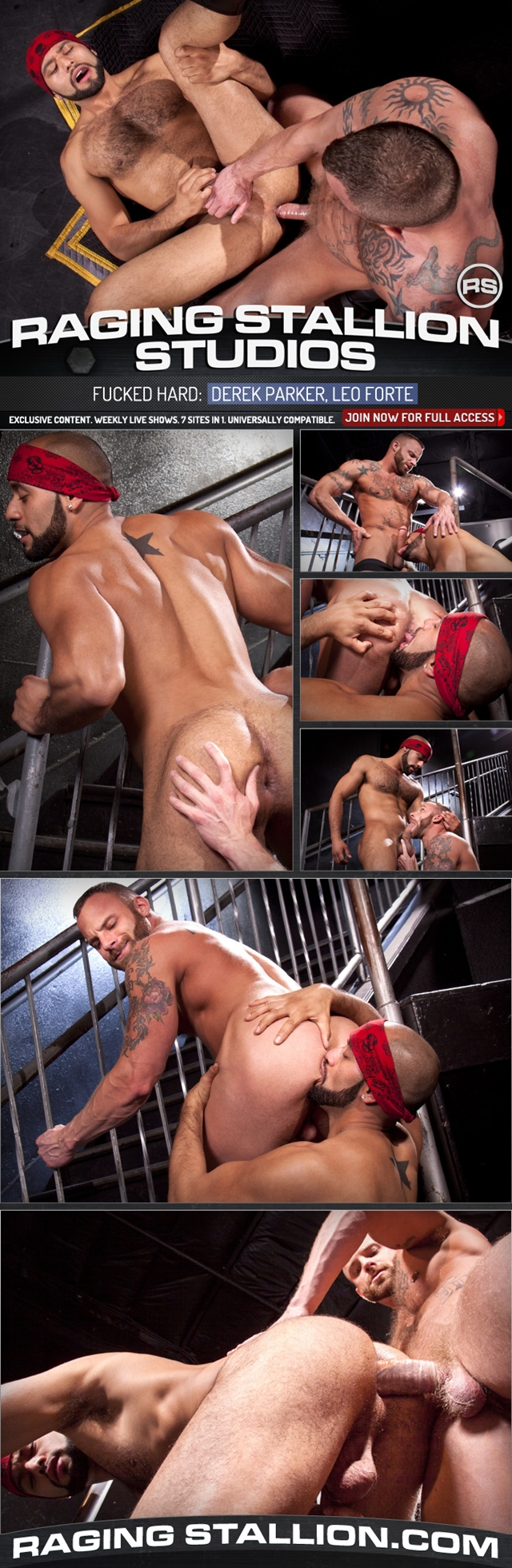 Fucked-Hard-Derek-Parker-Leo-Forte-Raging-Stallion-photo
