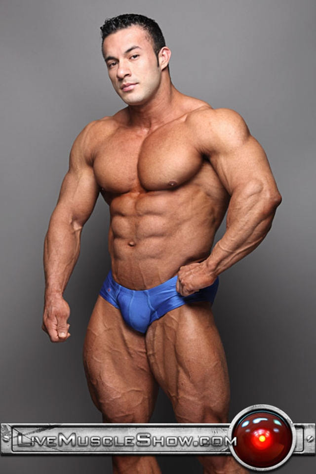 Live-nude-bodybuilder-webcam-chat-Anton-Buttone-Ripped-Muscle-Bodybuilder-Strips-Naked-and-Strokes-His-Big-Hard-Cock-torrent-photo