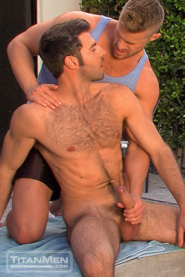 nude gay porn pics Dario Beck and Landon Conrad Titan Men gay porn stars rough older men anal sex muscle hairy guys muscled hunks 006 gallery video photo Dario Beck and Landon Conrad