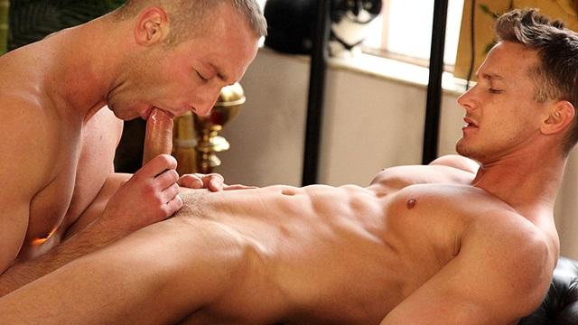 uk naked men  Darius Ferdynand and Jonny Kingdom