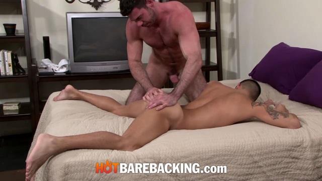 hot barebacking  Billy Santoro and Mark Rivera