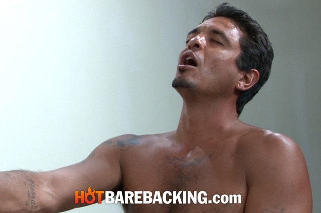 hot barebacking  Blue Bailey and Shawn Mason
