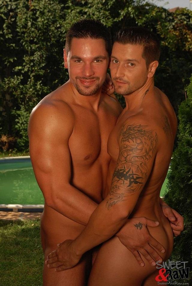 sweet and raw  Claudio Antonelli and Julien Veneziano
