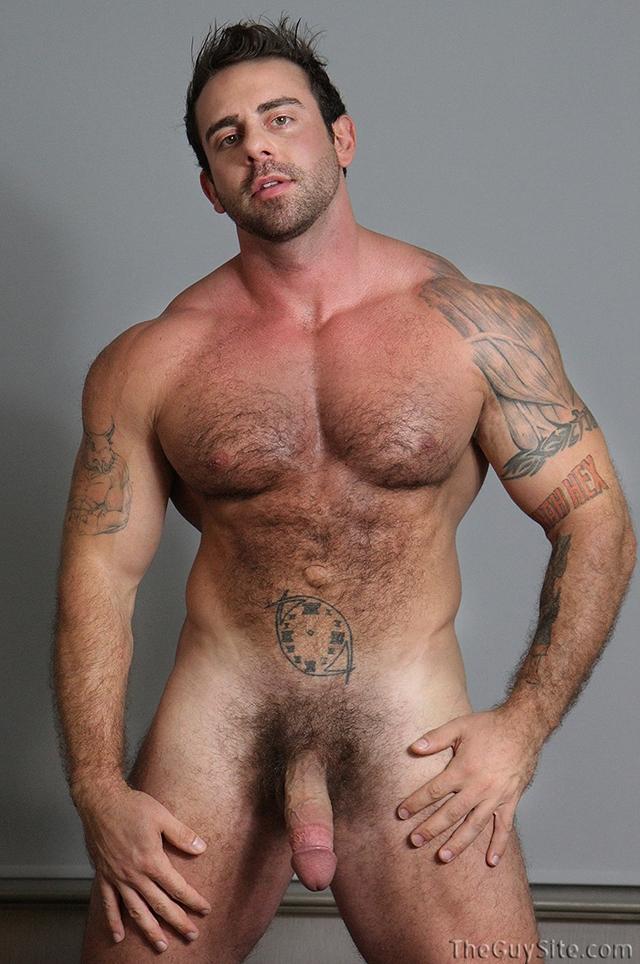 Muscular hunk