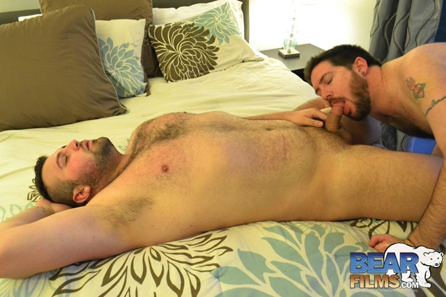 Bear Films Ben Chatham cock Rex Blue missionary strokes cock sticky wad hairy belly 005 male tube red tube gallery photo - Rex Blue and Ben Chatham