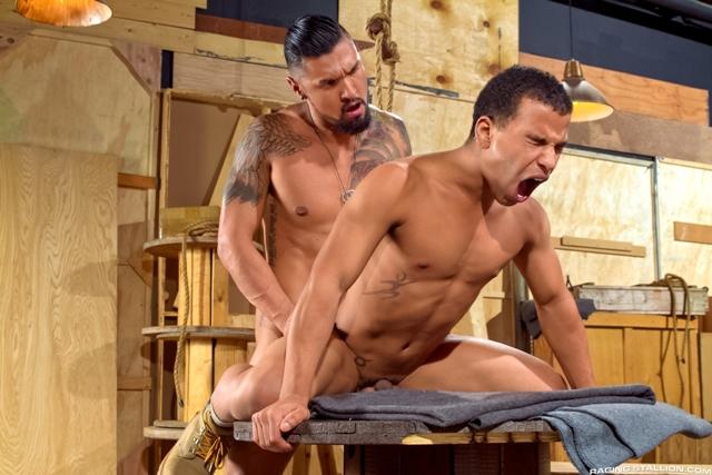 raging stallion  Boomer Banks and Trelino
