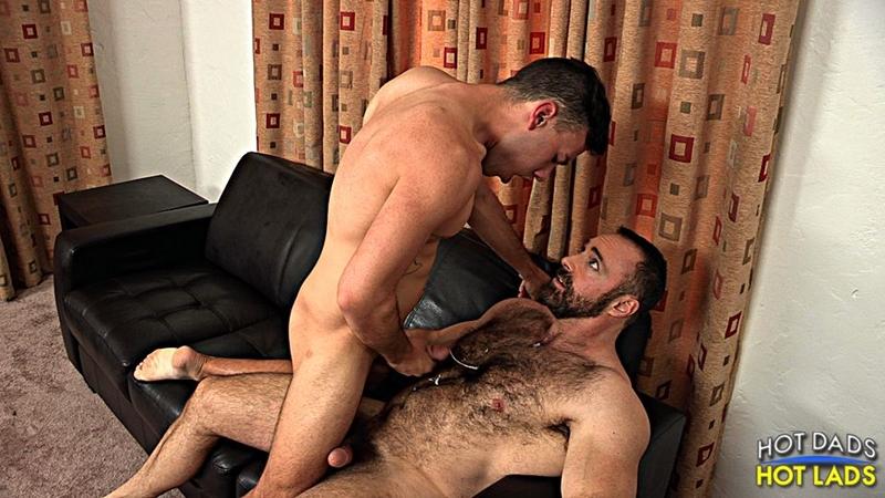 hot dads hot lads  Brad Kalvo and Blake Stone
