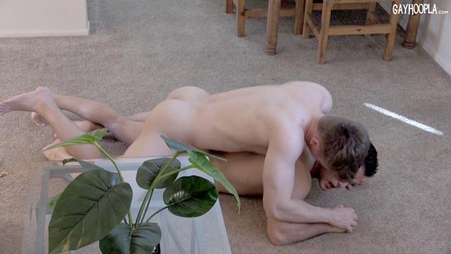gayhoopla  Dmitry Dickov and Philip Anadarko