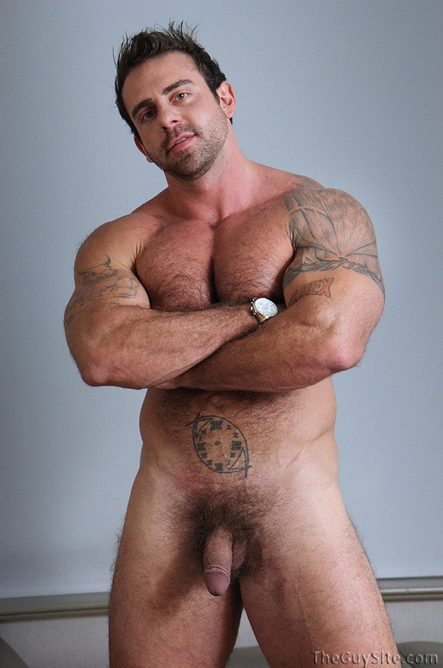 Xavier  Nude Gay Porn Pics-7107