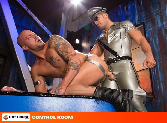 prison guard gay blow job