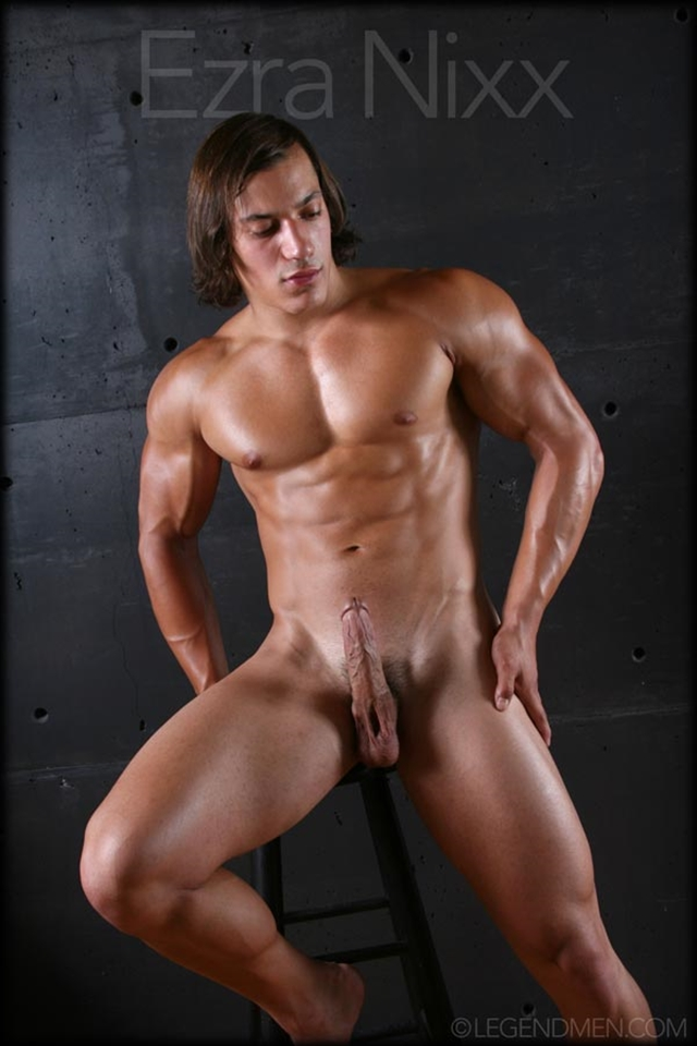 beautiful gay muscular man