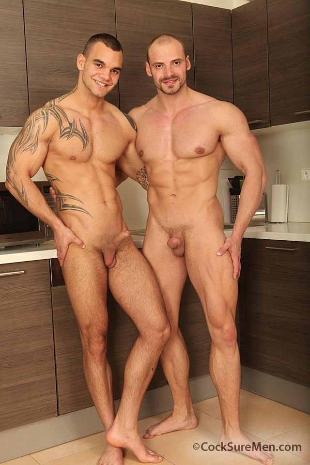Photos of naked gay redhaired men