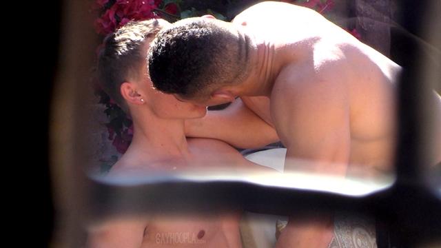 gayhoopla  Jason Keys and Max Summerfield