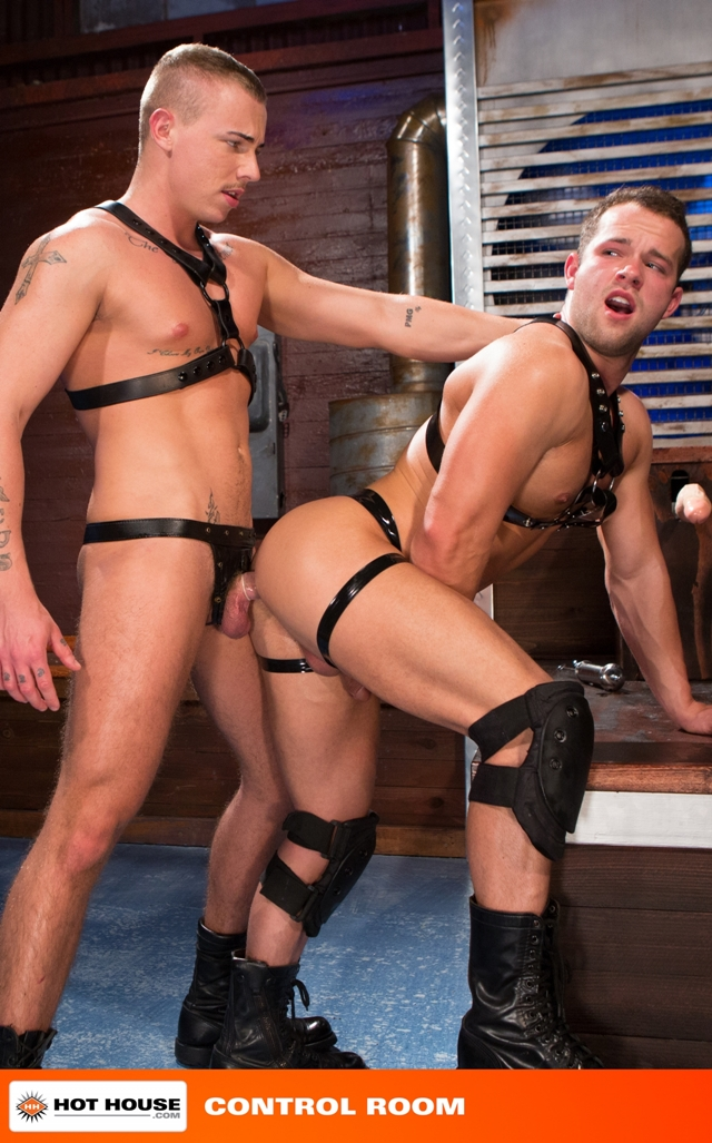 from Declan gay ass hole stretched by cock