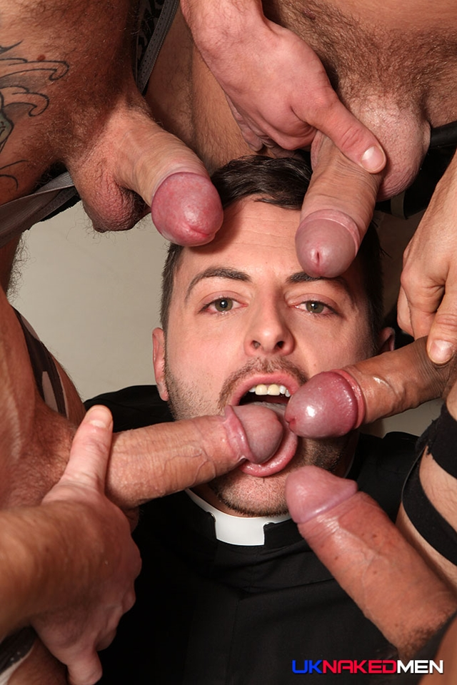 All male orgy lots of anal gay sex and 9
