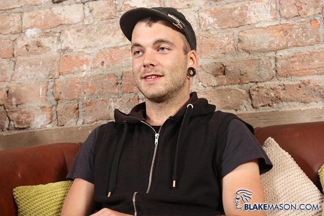 blake mason  Stephan Black