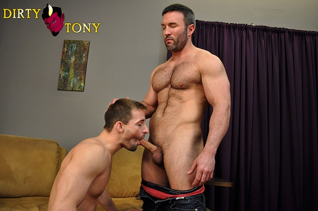 Eryk-Eastman-and-Brock-Landon-at-Dirty-Tony-1-Ripped-Muscle-Bodybuilder-Strips-Naked-and-Strokes-His-Big-Hard-Cock-photo-image