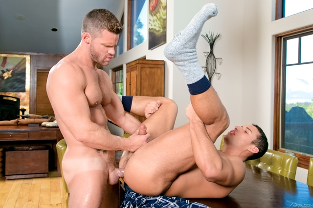falcon studios  Landon Conrad and Ricky Decker