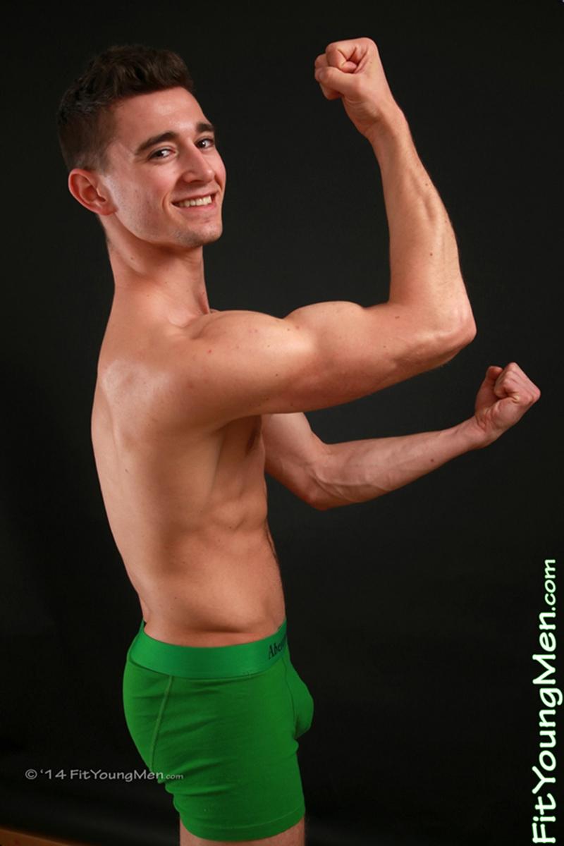 fit young men  Jack Wilshere