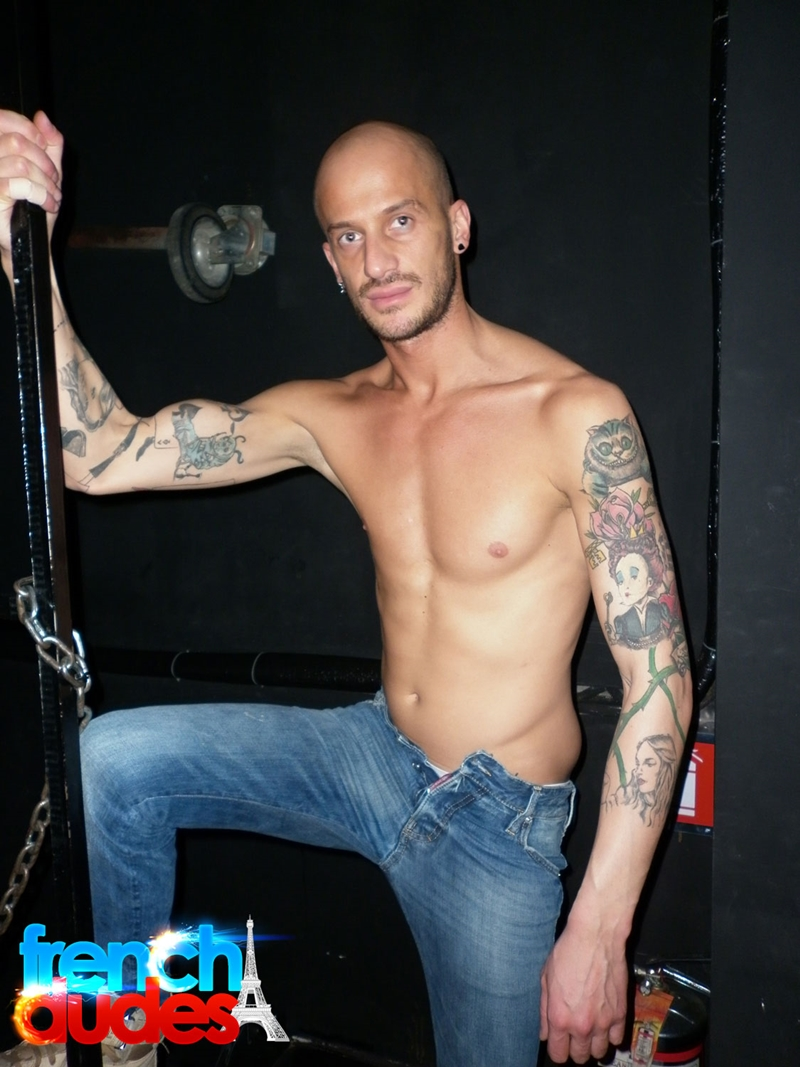 French Dudes Archives  Nude Gay Porn Pics-8965