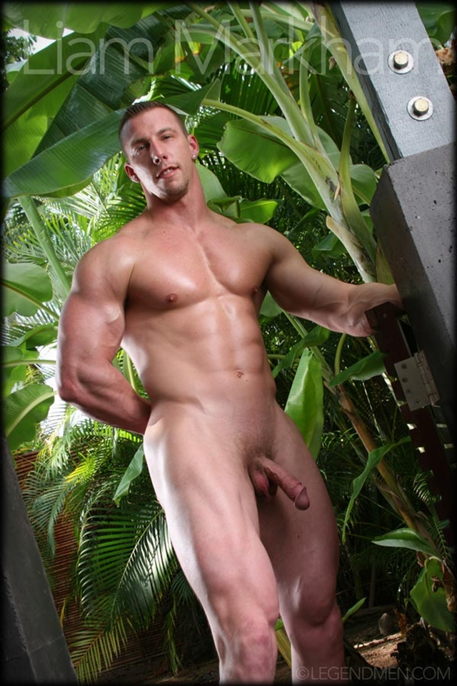 muscle men 2 legend men  Liam Markham