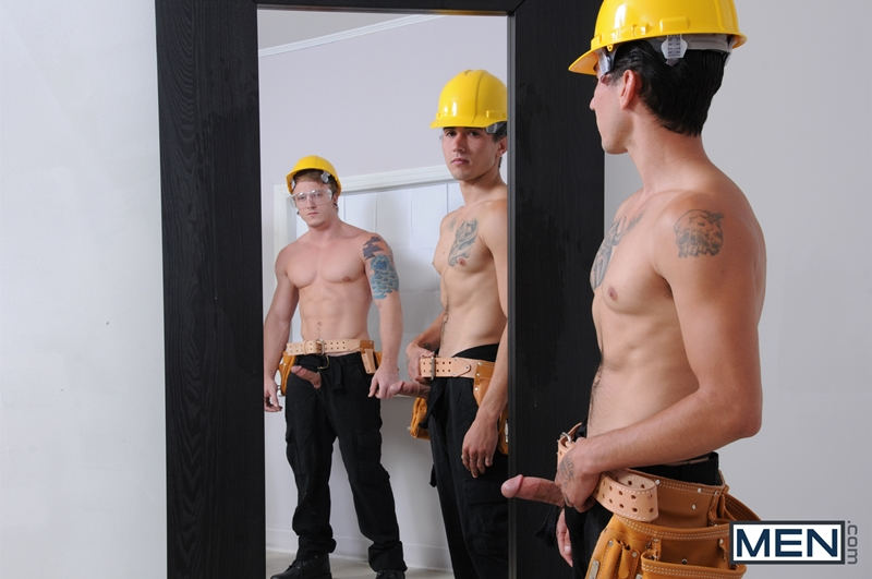 Naked Construction Worker Porn Gay Videos Pornhubcom