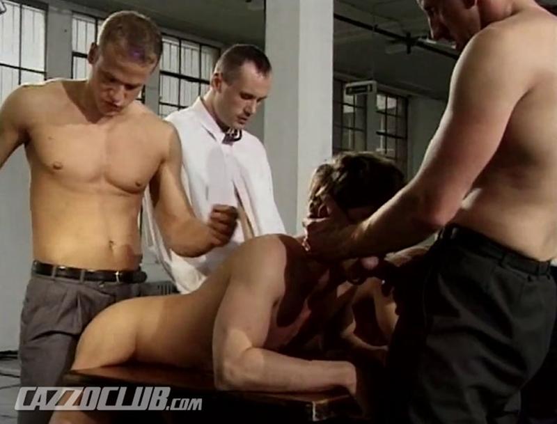 cazzo club  Erik Finnegan and Thom Barron