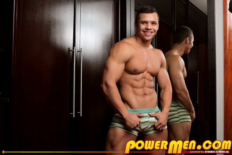 powermen muscle men 2  Martin Santos