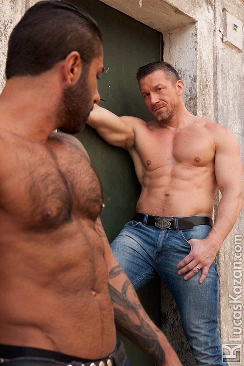 Italian male pornstar