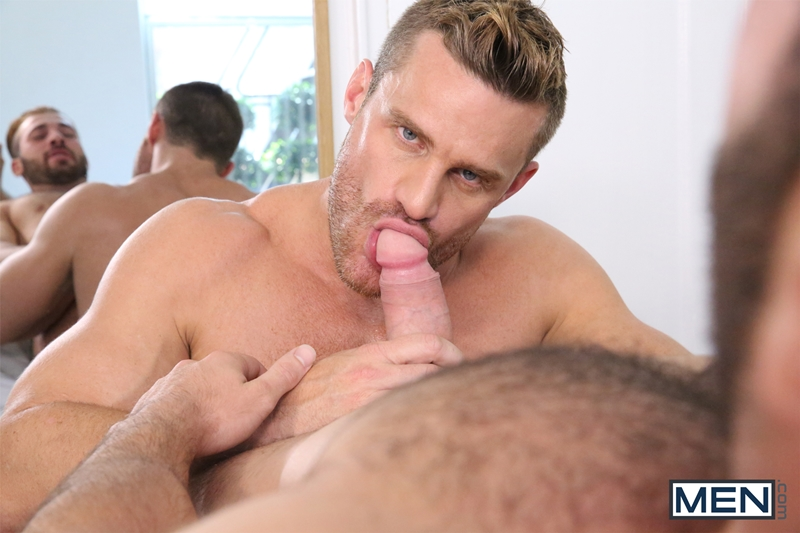 men  Landon Conrad and Jarec Wentworth