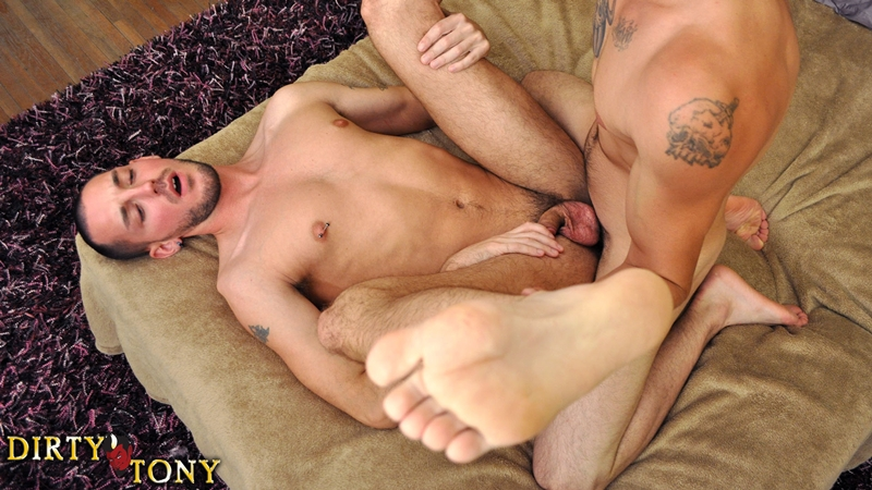 dirty tony  Marten James and Gio Ryder