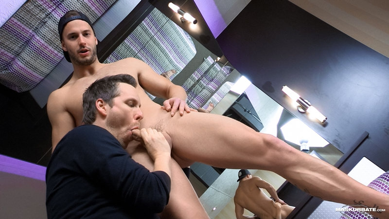 maskurbate  Pascal and Nathan Fox