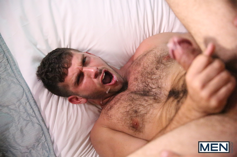 Rick get wanked and get sucked by my assistant in spite of him 10