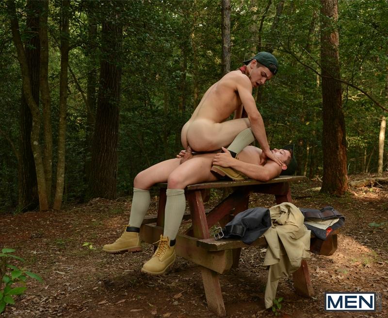 nude scouts in uniform