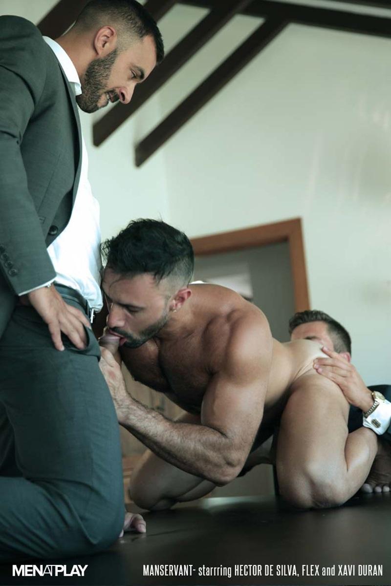 MenatPlay-Flex-Xtremmo-Hector-de-Silva-Xavi-Duran-naked-muscle-business-suit-men-fuck-rim-cock-doggy-style-fucking-Tag-Team-Spit-Roast-10-gay-porn-star-sex-video-gallery-photo