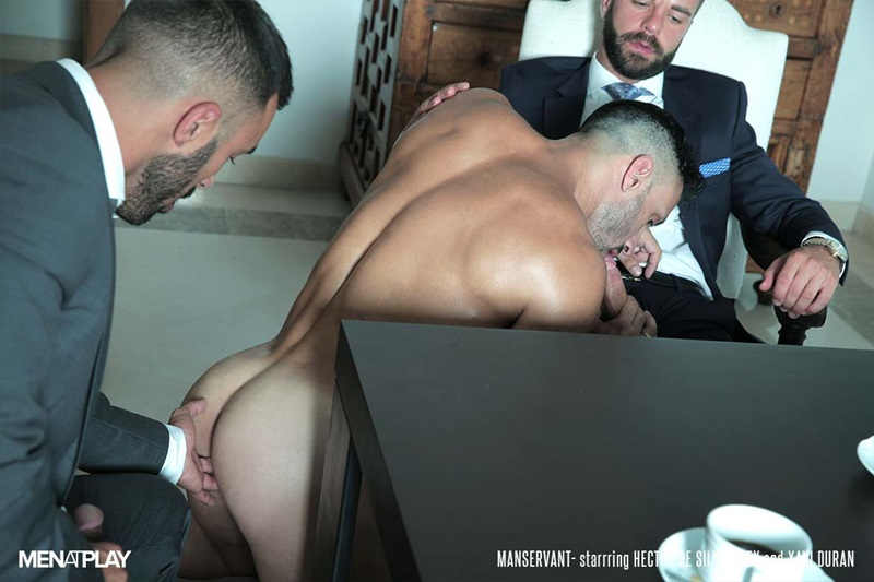 MenatPlay-Flex-Xtremmo-Hector-de-Silva-Xavi-Duran-naked-muscle-business-suit-men-fuck-rim-cock-doggy-style-fucking-Tag-Team-Spit-Roast-15-gay-porn-star-sex-video-gallery-photo