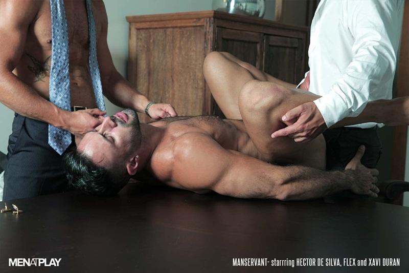 MenatPlay-Flex-Xtremmo-Hector-de-Silva-Xavi-Duran-naked-muscle-business-suit-men-fuck-rim-cock-doggy-style-fucking-Tag-Team-Spit-Roast-22-gay-porn-star-sex-video-gallery-photo