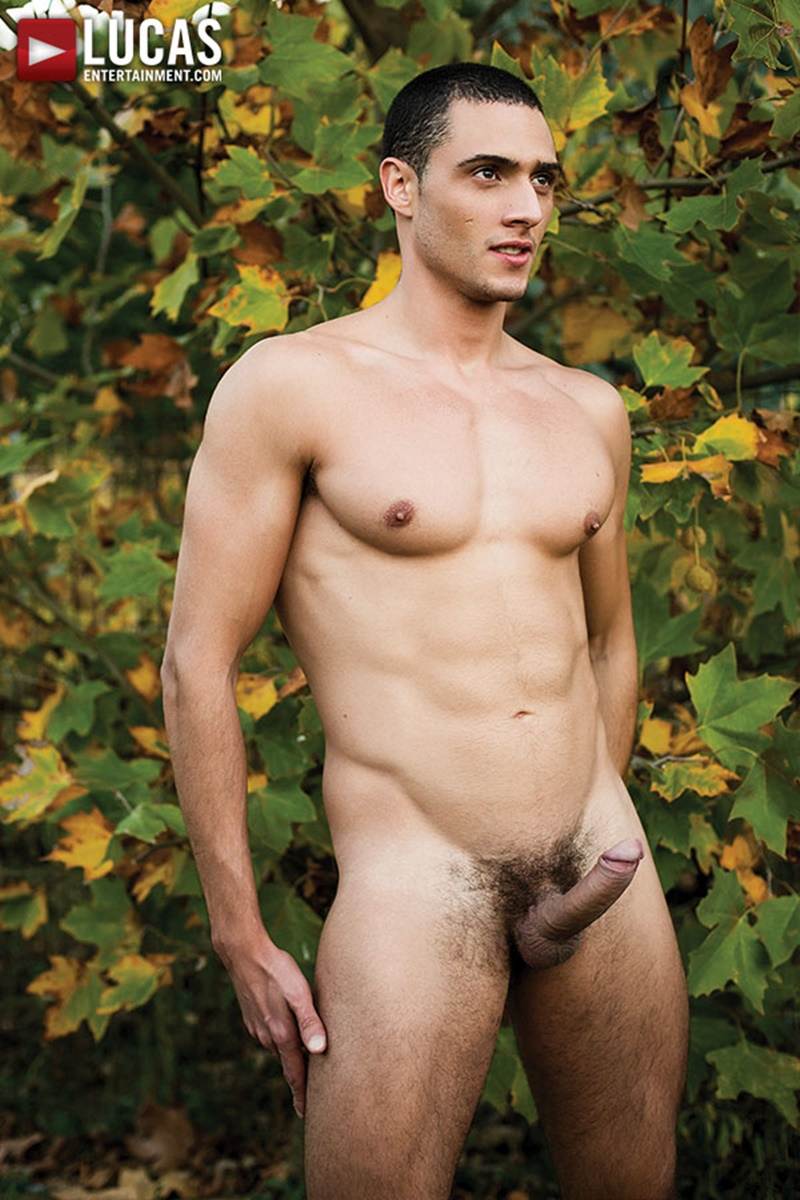 LucasEntertainment naked sexy dudes Javi Velaro bareback fucks Klein Kerr furry ass hole ripped muscle boys big thick raw bare dick 003 gay porn sex gallery pics video photo1 - Horny muscle hunk Pierce Paris's huge thick cock raw fucking blonde curly haired stud Felix Fox