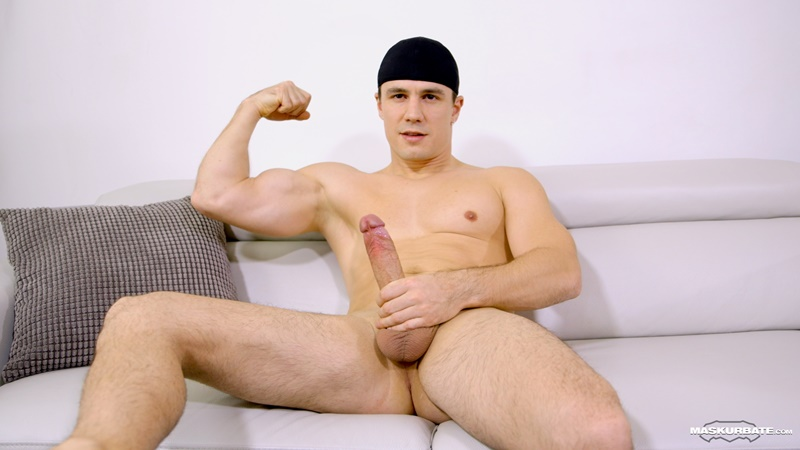 Maskurbate smooth chest muscle pup young muscled man Ricky MSKBCAM hot naked studs webcam jerk off wanking large thick dick 009 gay porn sex gallery pics video photo1 - Hot young stud Jay Tee's tight bubble ass raw fucked by young priest Brandon James's huge cock