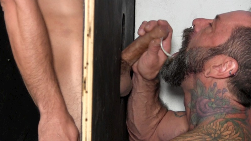 StraightFraternity Victor strips nude glory hole muscular body big thick long uncut dick cocksucking cock sucker young man sucked dry 012 gay porn sex gallery pics video photo - Big muscle daddy Manuel Skye's huge raw dick bareback fucking step-son Tan Blitz's hot bubble butt