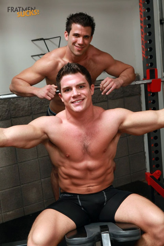 Fratmen Cole and Trent the big cock guys get friendly down in the gym 04 Young nude Boy Twink Strips Naked and Strokes His Big Hard Cock photo Fratmen Cole and Trent the big cock guys get friendly down in the gym