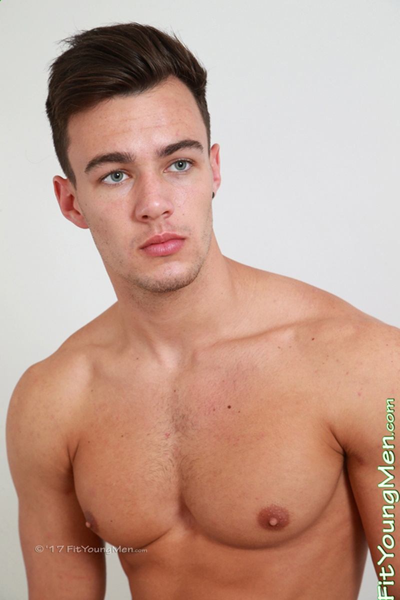 Hot Young Naked Rugby Player Holden Grant Strips Naked And -3782